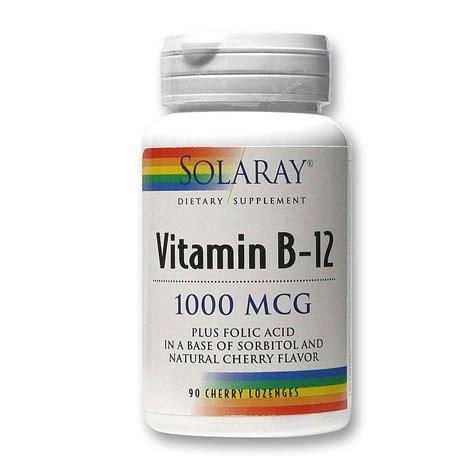 vitamin b12 for dogs solaray vitamin b 12 cherry 1 000 mcg 90 sublingual lozenges evitamins uk