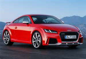 Audi Tt Coupe Price 2017 Audi Tt Rs Coupe Specifications Photo Price