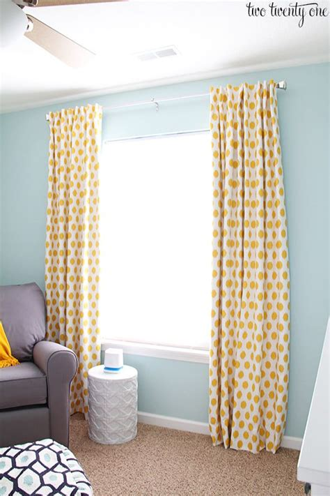 sewing curtains with blackout lining 25 best ideas about tab curtains on pinterest make