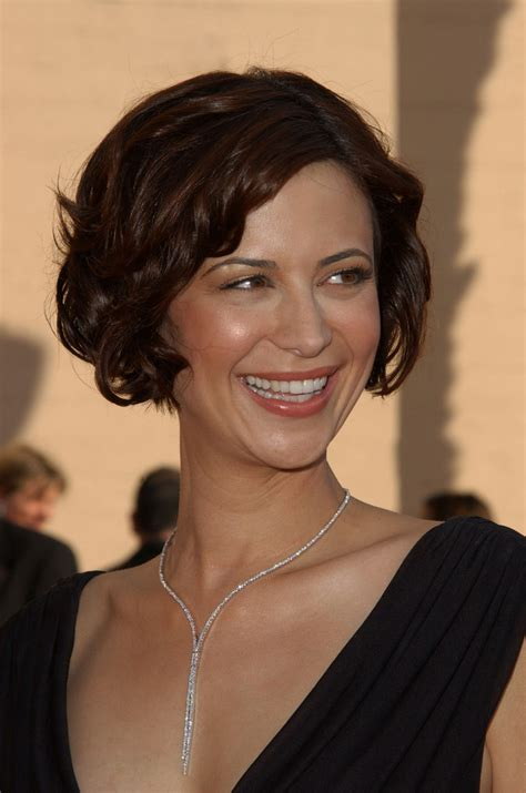 catherine bell short formal hair catherine bell curled out bob short hairstyles lookbook