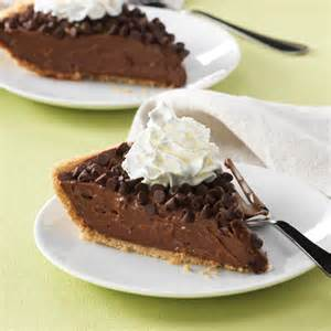 quick and easy chocolate pie ready set eat