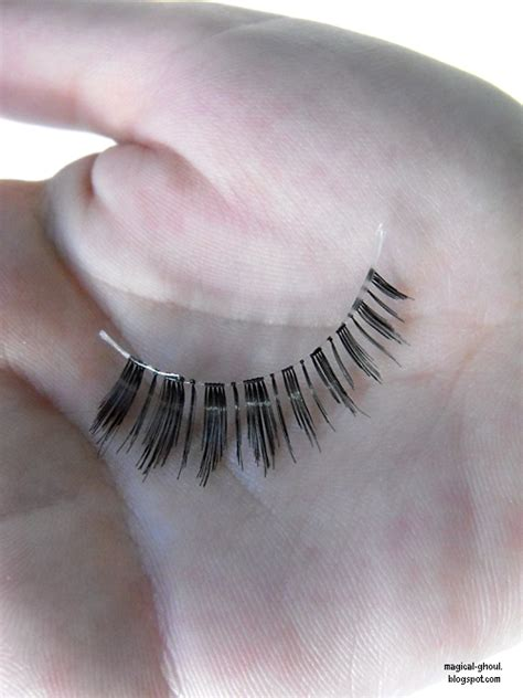 05 Lower Lashes Basic magical ghoul es and lower lashes