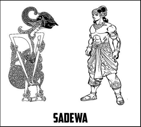 Terbaru Kaos Wayang Arjuna gambar kadang tunggal bayu oleh soemarmo wirosasmito