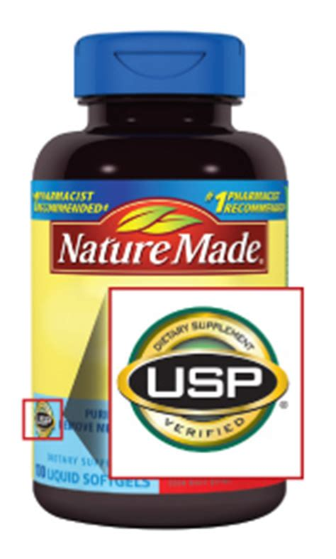 supplement usp dietary supplement quality the meaning of the usp