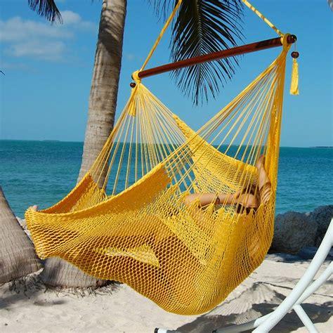 Hammock Usa caribbean hammocks chair large yellow by the caribbean