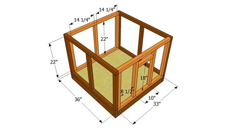 how to make house plans easy dog house plans free unique dog house plans free