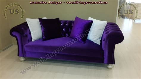 purple velvet chesterfield sofa velvet chesterfield sofa purple blue pink bright
