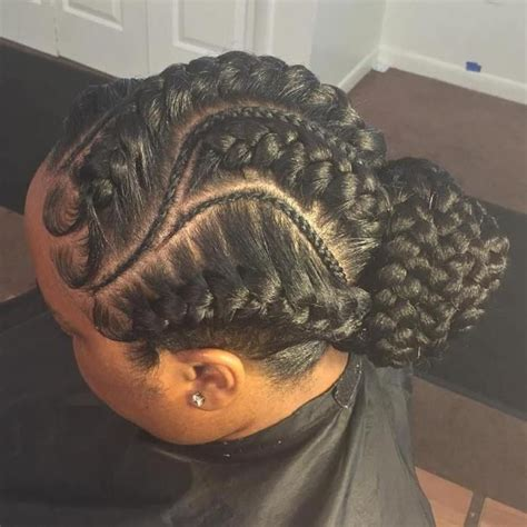 small tight cornrow bun styles 220 best images about braids faux locs twists oh my
