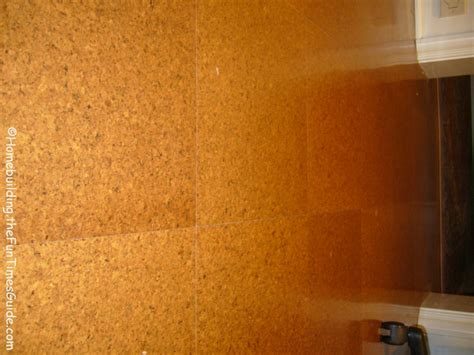natural cork flooring a growing trend in today s green homebuilding industry fun times guide