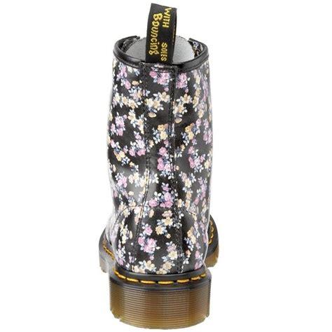 Original Dr Martens original dr martens botas mujer floral 7inch style