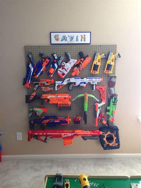 meer dan 1000 idee 235 n nerf gun storage op