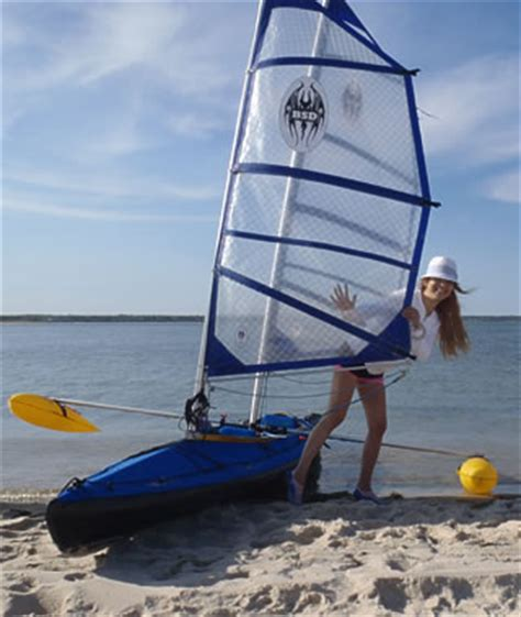 canoes with sails diy kayak sail plans do it your self