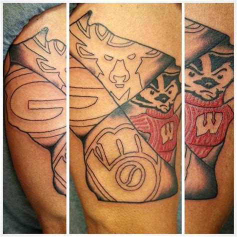 milwaukee tattoo designs 56 best cool s images on ideas