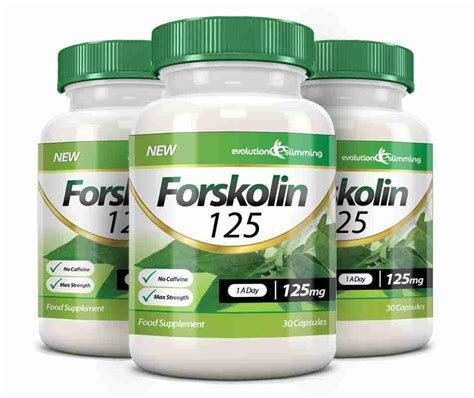 Pastillas Detox by Forskolin Capsules High Strength Burn Weight Loss