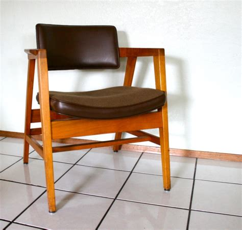 gunlocke chair sold pinterest