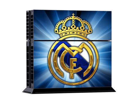 Ps4 Real Madrid Aufkleber by Real Madrid Playstation 4 Skin