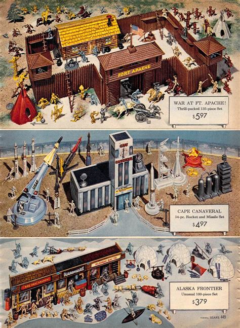 15 incredibly fifties pages from 1950s sears catalogs