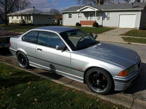 sell used 1998 bmw 323is sell used 1998 bmw 323is base coupe 2 door 2 5l in new lebanon ohio united states for us