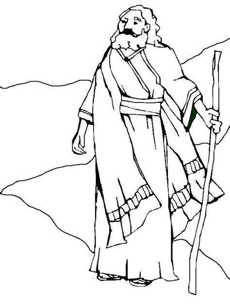 father abraham coloring pages coloring pages