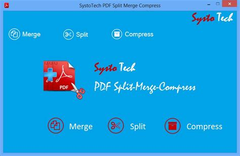 compress pdf pdfsam download systotech pdf split and merge v1 0 freeware