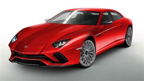 Lamborghini Estoque by Lamborghini Estoque Rendering Imagines An Italian Super Sedan