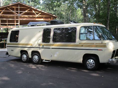 1975 gmc motorhome parts 1975 gmc eleganza ii motorhome for sale in michigan