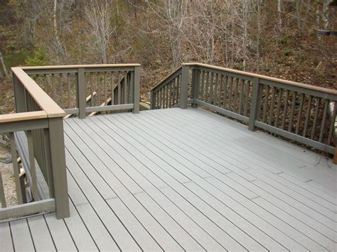 gray deck charming trex decking colors hot in the sun with nice