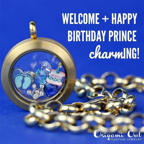 Origami Prince Charming - 17 best images about origami owl living lockets on