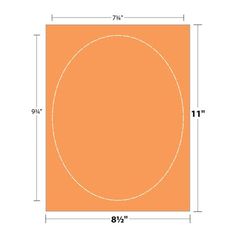 template for oval shape best photos of 8 x 9 oval template oval shape oval