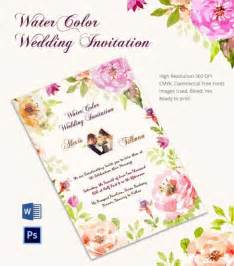 wedding card templates free wedding invitation template 71 free printable word pdf