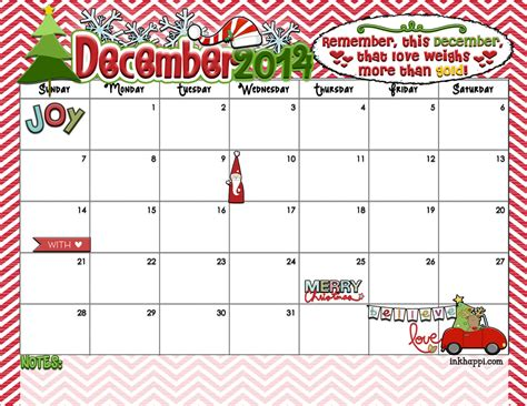printable christmas december 2015 calendar pdf december christmas calendar 2014 search results