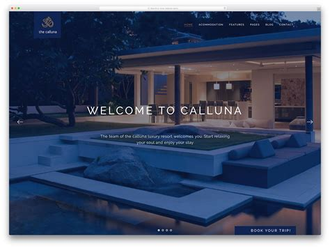 theme hotel full screen design themes for homes myfavoriteheadache com