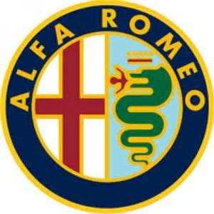 alfa romeo brands of the world vector logos
