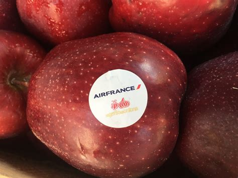 Buy Apple Beirut Air Supports Lebanese Apples With Ngno Nogarlicnoonions Restaurant Food And Travel