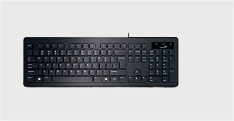 Keyboard Genius genius simstar c130 office keyboard mouse combo