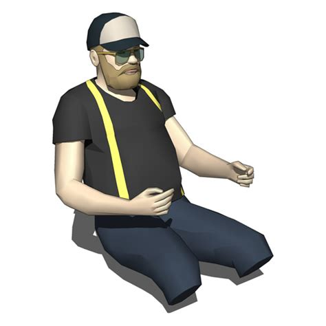 Driver 3d Model truck drivers 10 3d model formfonts 3d models textures