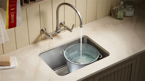 stainless steel undermount utility sink utility laundry sink westside bath westwood los