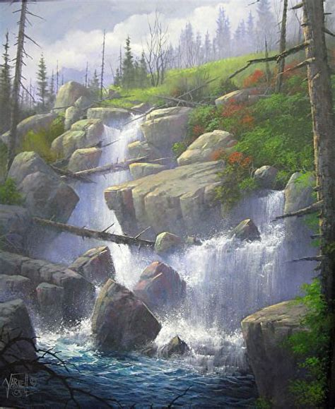acrylic painting with jerry yarnell 201 best jerry yarnell paintings images on