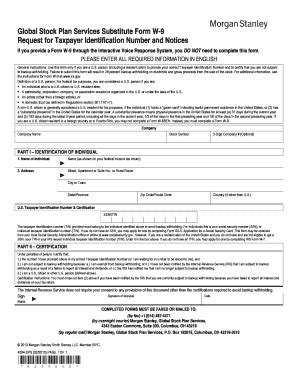 stanley stock plan services is stanley requesting w9 fill printable