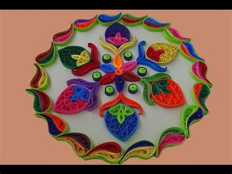 How To Make Paper Cutting Rangoli - how to make paper cutting rangoli 28 images four new