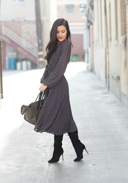 the most flattering dress style andee layne