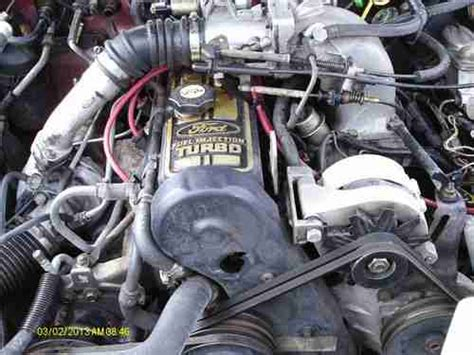 how does a cars engine work 1986 mercury sable user handbook purchase used 1986 mercury cougar xr7 with fuel injected turbo engine in saint charles missouri