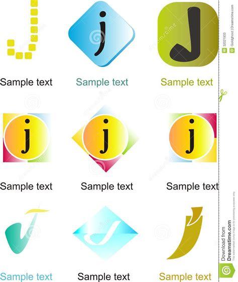 imagenes con palabras j logotipo de la letra j fotos de archivo imagen 32021933