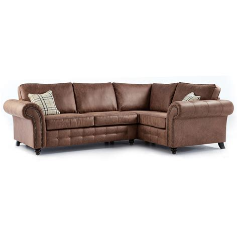 corner leather settee corner sofas next day delivery corner sofas from