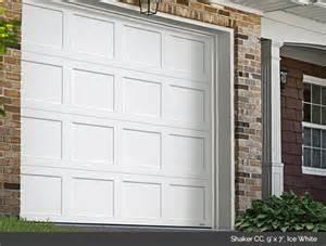 Garaga Garage Doors Shaker Cc Design From Garaga Garage Doors
