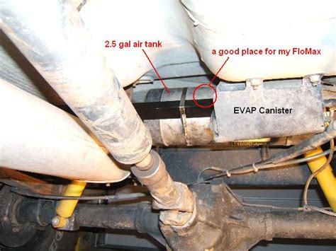 Jeep P0455 Got Pics Of Evap System Parts P0455 Evaporative
