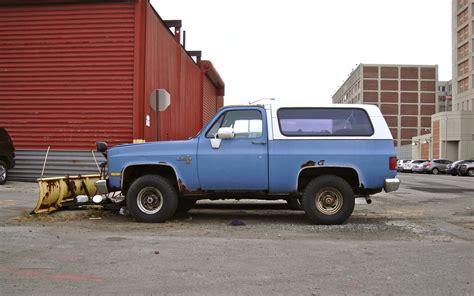 To K5 by The Peep 1984 Chevrolet Blazer K5