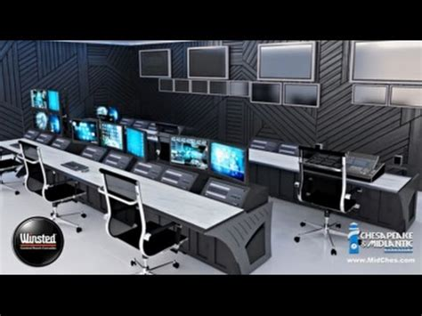 design center command command center console design youtube
