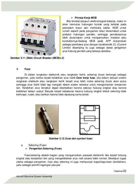 Mcb 10 A Mini Circuit Breaker Cb Sekering Otomatis 10 Schnei T1310 3 aircraft electrical system assembly