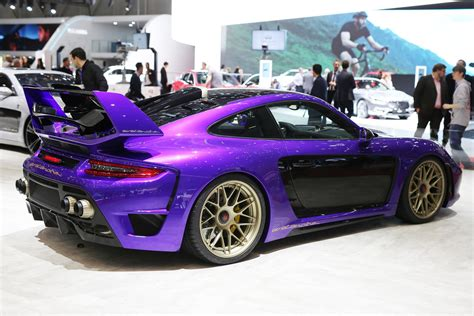 Gemballa Avalanche Mistrale Mirage Gt Wow At Geneva Show